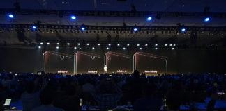 Màn hình tai thỏ của Samsung