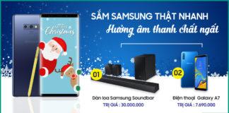 Mua điện thoại Samsung Galaxy