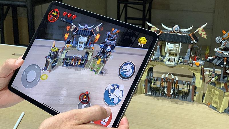 Trên tay iPad Pro 2018