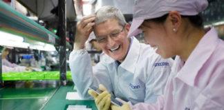 Nhà máy Foxconn có cơ sở tại Việt Nam, iPhone sản xuất tại nước ta?