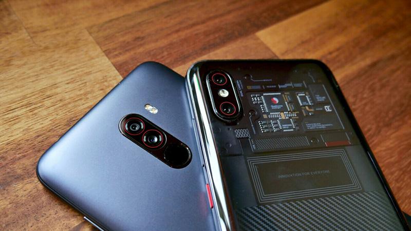 So sánh Mi 8 Pro và Pocophone F1: Máy nào