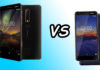 So sánh Nokia 6.1 và Nokia 3.1