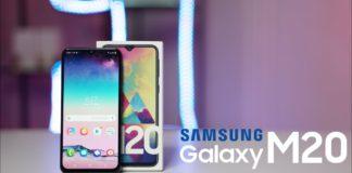 Đánh giá Samsung Galaxy M20
