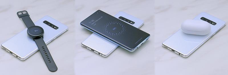 Chia sẻ pin trên Galaxy S10 3
