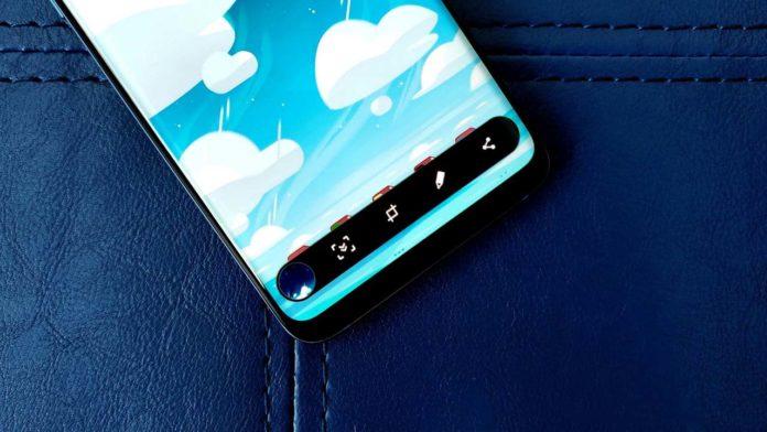 Chụp ảnh màn hình Galaxy S10
