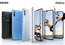 Galaxy A70 ra mắt và mở bán tại Việt Nam: Snapdragon 675, pin 4500...