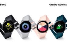 Ra mắt Galaxy Watch Active 2019