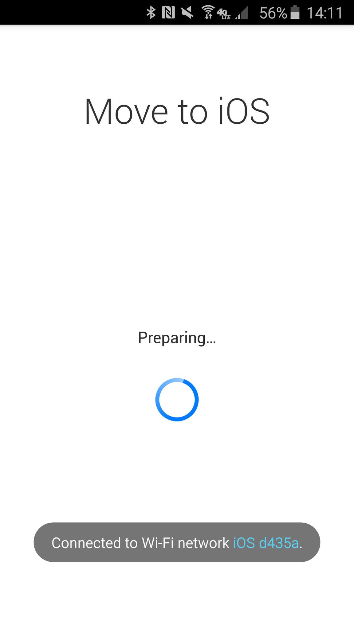 Hướng dẫn chi tiết cách chuyển dữ liệu từ Android sang iPhone và iPad