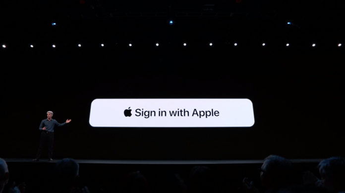Sign in with Apple là gì
