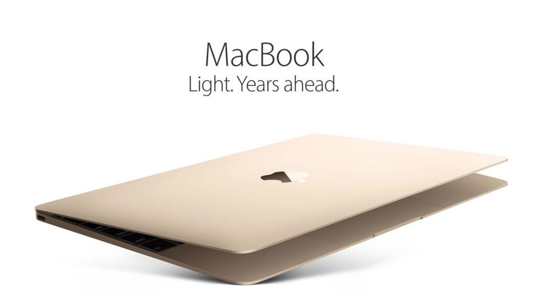 Apple khai tử MacBook