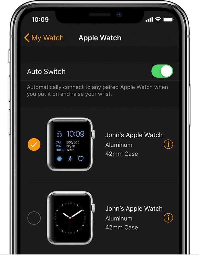 Cách kết nối Apple Watch với iPhone