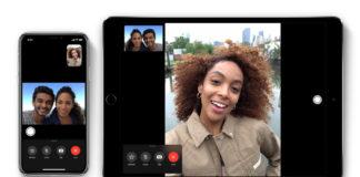 Facetime trên iOS 13