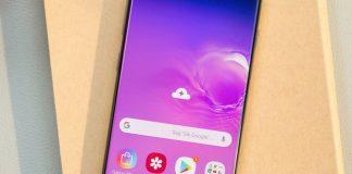 Màn hình Galaxy Note 10 Plus