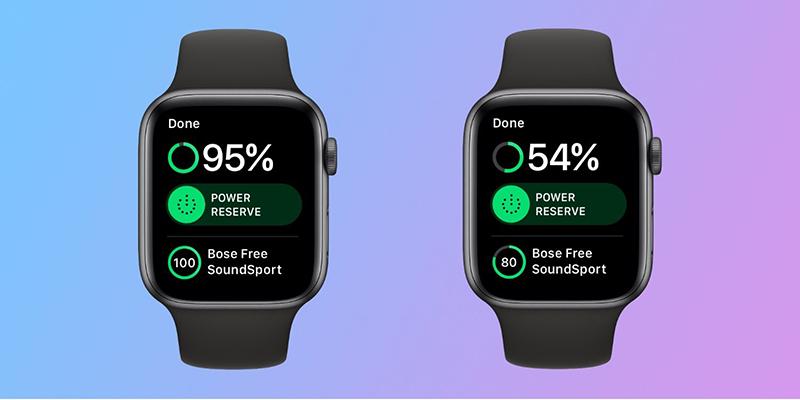 Rỏ rỉ thông tin Apple Watch mới nhất - Apple Watch Series 5