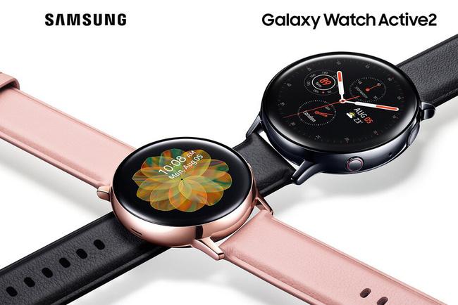 Thông tin Galaxy Watch Active 2