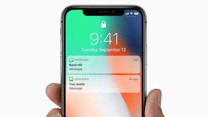 Thay màn hình iPhone X miễn phí