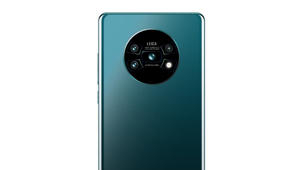 Thiết kế Mate 30 Pro