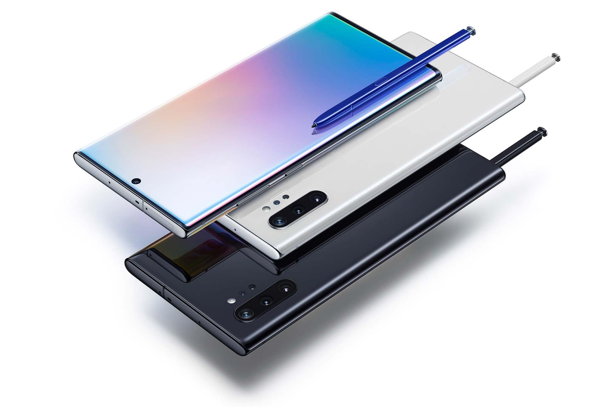 4739584_Note10_Color-KV_2P_190725-1 Galaxy Note 10/10 Plus chính thức ra mắt: có bản 5G, giá từ $949 - Sự cải tiến về những trải nghiệm