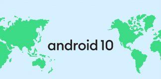 Android 10 trên điện thoại Galaxy sẽ trông như thế nào?