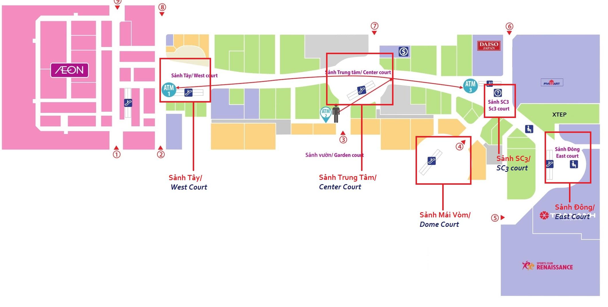 Vị-trí-sảnh-1-1 [TechOffline] Trải nghiệm siêu phẩm Galaxy Note 10/10 Plus chỉ có tại Hoàng Hà Mobile