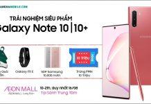 Galaxy Note 10/10 Plus