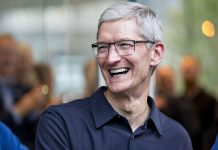 CEO Apple từ thiện bằng cổ phiếu