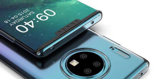 Huawei Mate 30 bị chặn ứng dụng Google