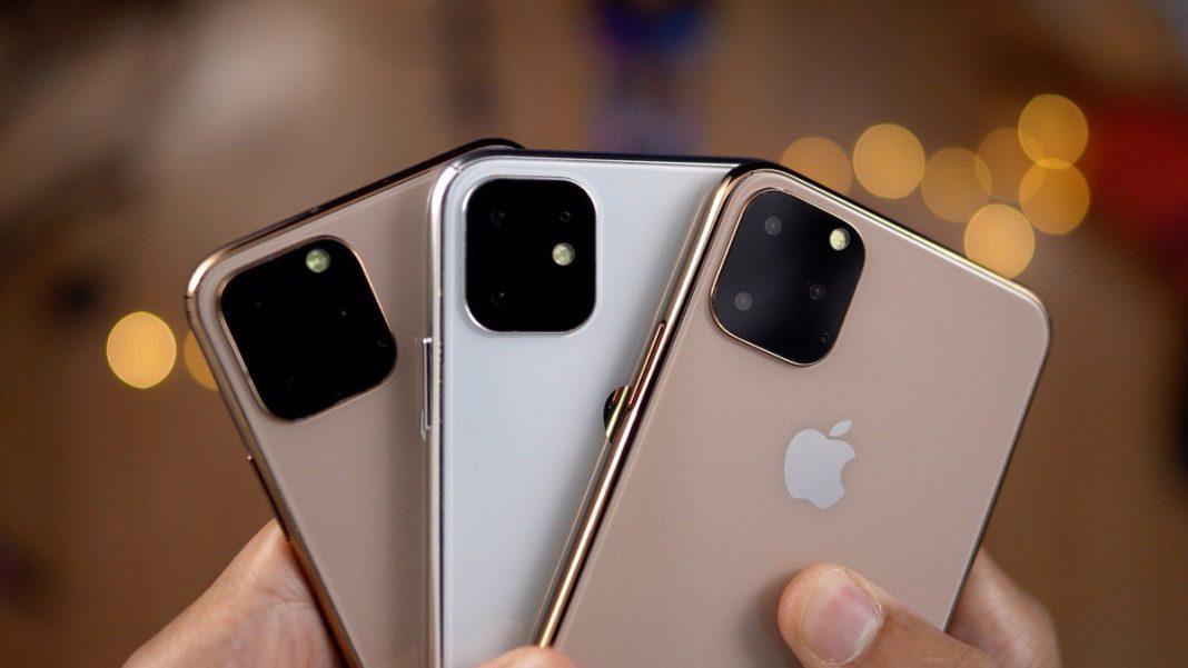 Tên gọi iPhone mới 2019
