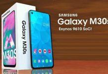 Thông tin Galaxy M30s