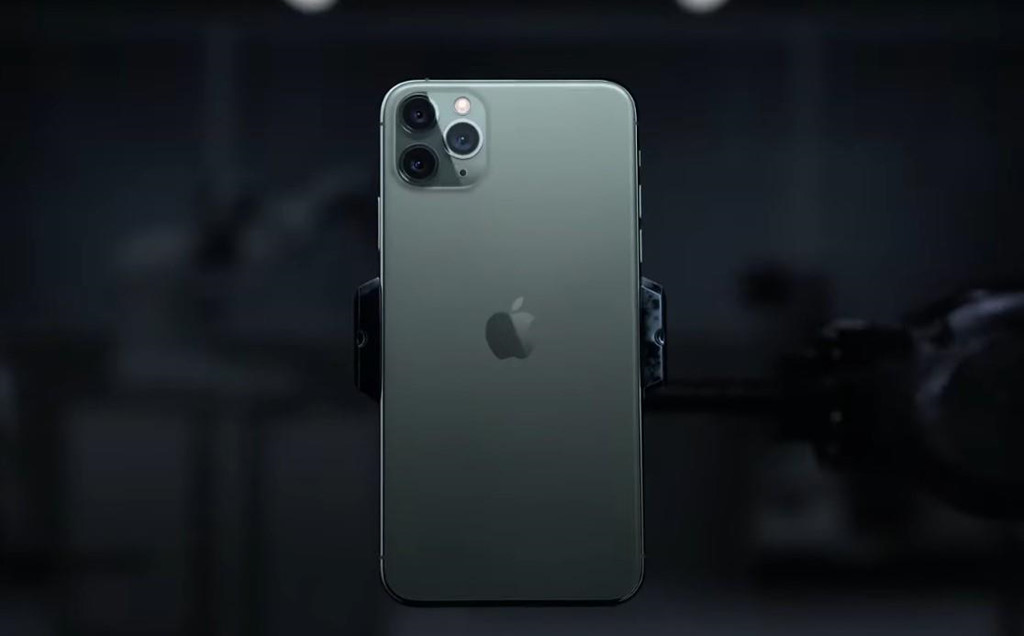 Diện mạo của iPhone 11 Pro