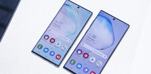 Dual Messenger trên Galaxy Note 10