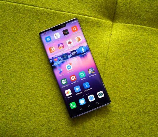 Hình nền Huawei Mate 30 Pro