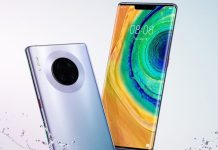 Huawei Mate 30 Pro ra mắt