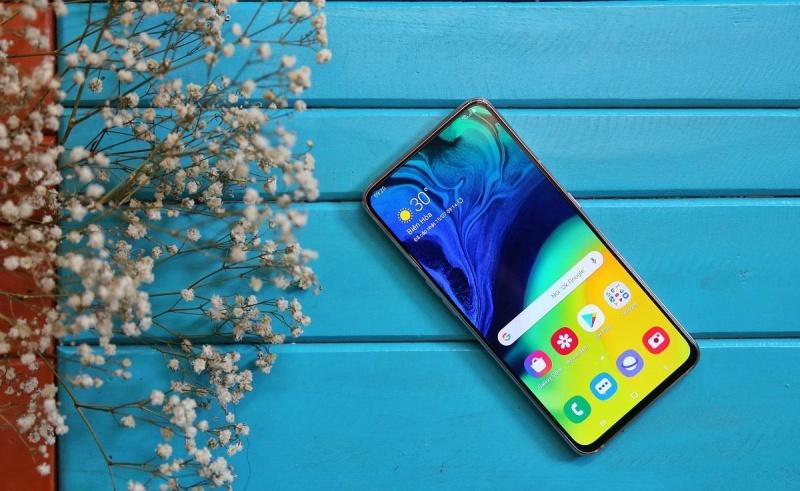 Thu cũ đổi mới Galaxy A80