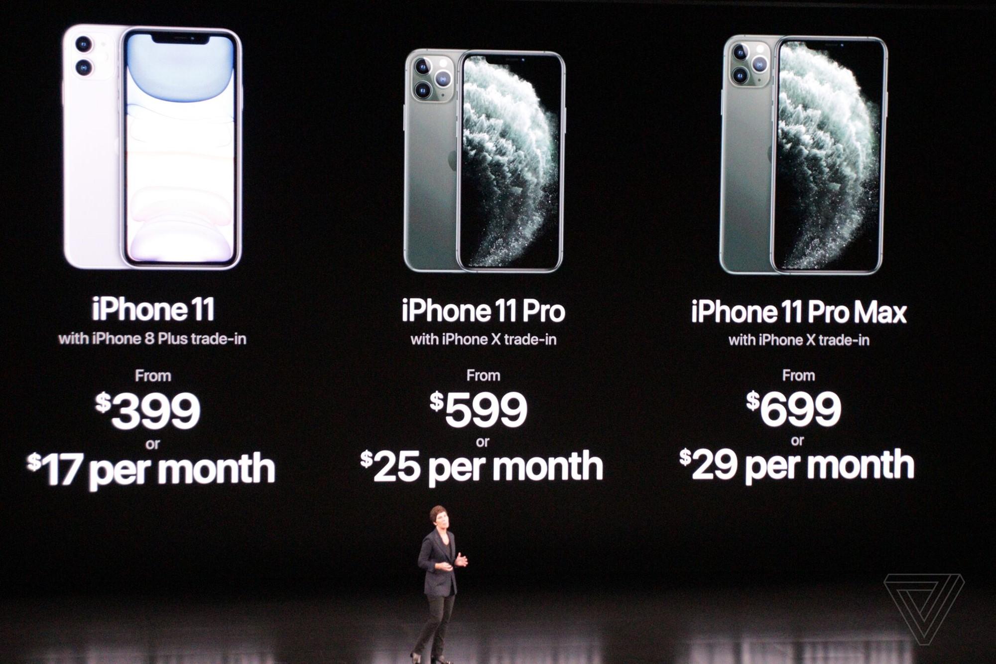lcimg-46921e8f-656a-43ba-93c2-3aa737e2c64c Sự kiện công bố Apple iPhone 11 mới: Camera góc siêu rộng 120 độ, pin lớn hơn tới 5h so với iPhone XR, giá chỉ từ 699$