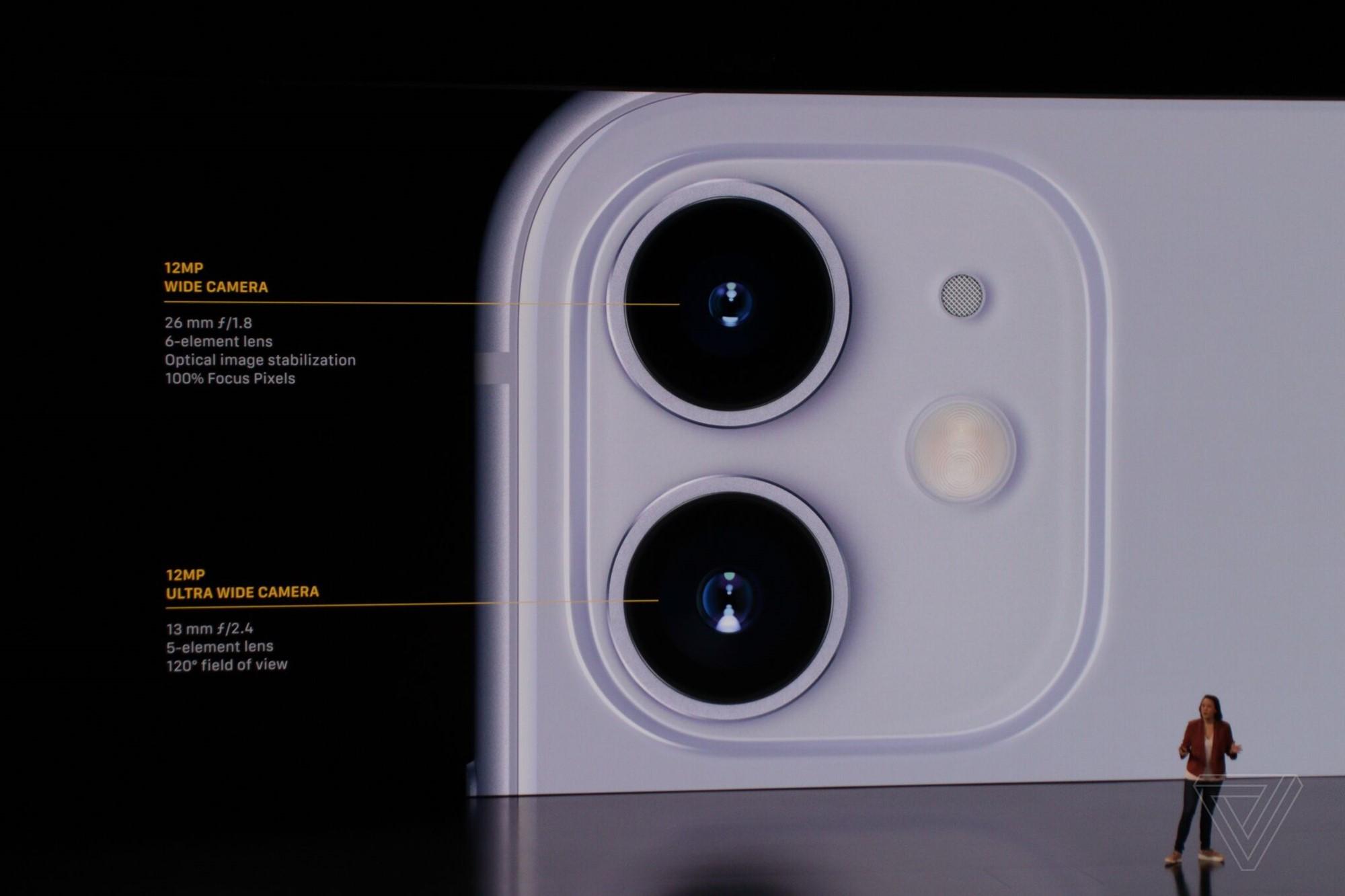 lcimg-a566c673-dff4-41c4-adae-41900495bb81 Sự kiện công bố Apple iPhone 11 mới: Camera góc siêu rộng 120 độ, pin lớn hơn tới 5h so với iPhone XR, giá chỉ từ 699$