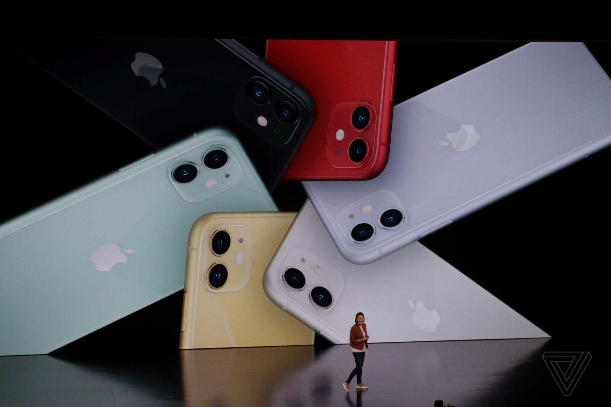 lcimg-cfaf149a-9c0b-4a33-b213-750c33c2580a Sự kiện công bố Apple iPhone 11 mới: Camera góc siêu rộng 120 độ, pin lớn hơn tới 5h so với iPhone XR, giá chỉ từ 699$