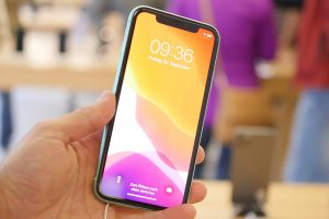 Màu sắc iPhone 11