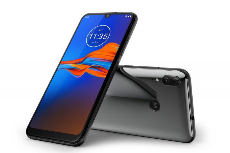 """moto-e6-plus-ra-mat-2 [IFA 2019] Motorola trình làng Moto E6 Plus: màn hình 6.1"""", Helio P22, camera kép"""