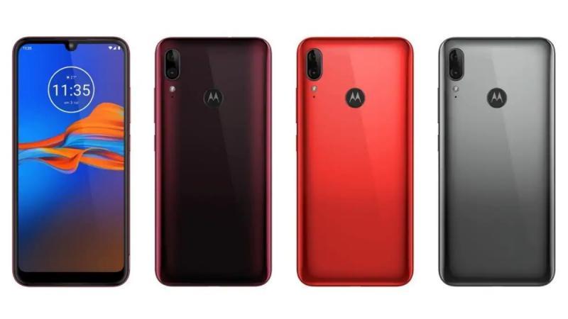 """moto-e6-plus-ra-mat-4 [IFA 2019] Motorola trình làng Moto E6 Plus: màn hình 6.1"""", Helio P22, camera kép"""
