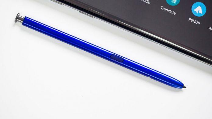 Tính năng của bút S Pen