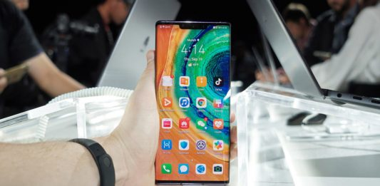 Trên tay Huawei Mate 30 Pro