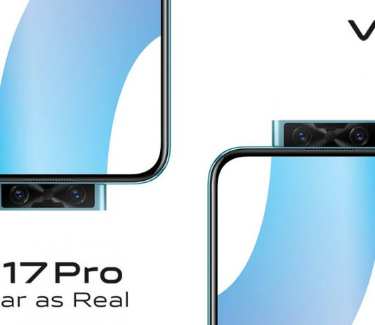 Vivo V17 Pro ra mắt