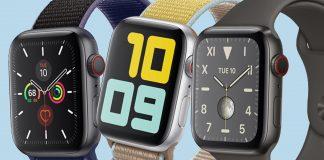 Always on trên Apple Watch Series 5