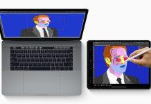 Dùng iPad làm màn hình phụ cho MacBook