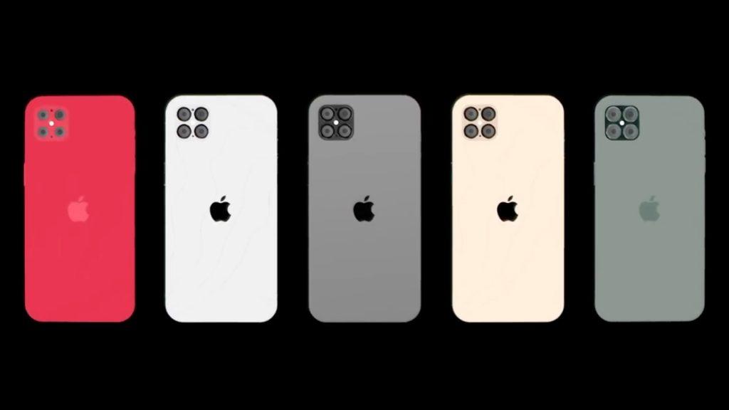 Thiết kế iPhone 12 Pro ra mắt vào tháng 9 năm sau trông sẽ như thế nào?