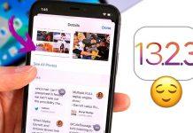 Apple phát hành iOS 13.2.3