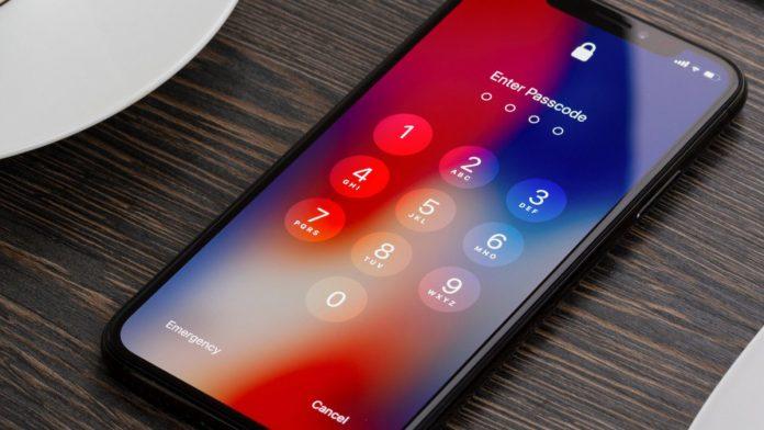 Cách cài mật khẩu 4 số cho iPhone