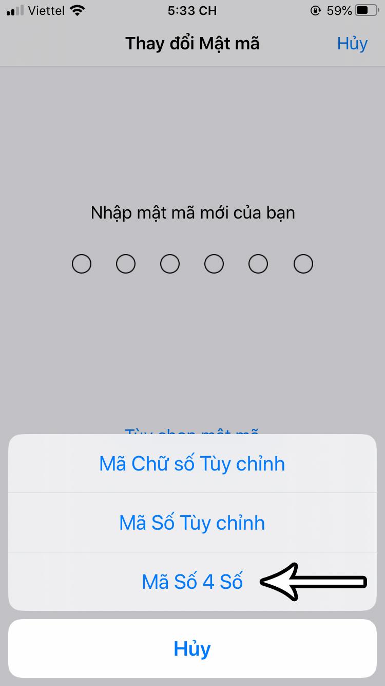 cach-cai-mat-khau-4-so-cho-iphone-4 Cách cài mật khẩu 4 số cho iPhone/iPad