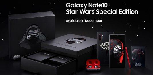 Galaxy Note 10+ phiên bản Star War